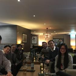 Teng Zhao Passes PhD viva!!!
